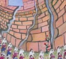 Deus derrubou as muralhas de Jericó