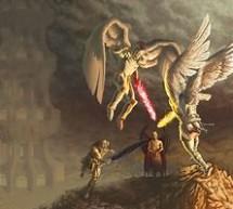 Poder do alto contra as hostes da maldade