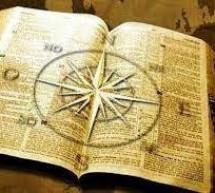 Na Bíblia, a bússola da vida